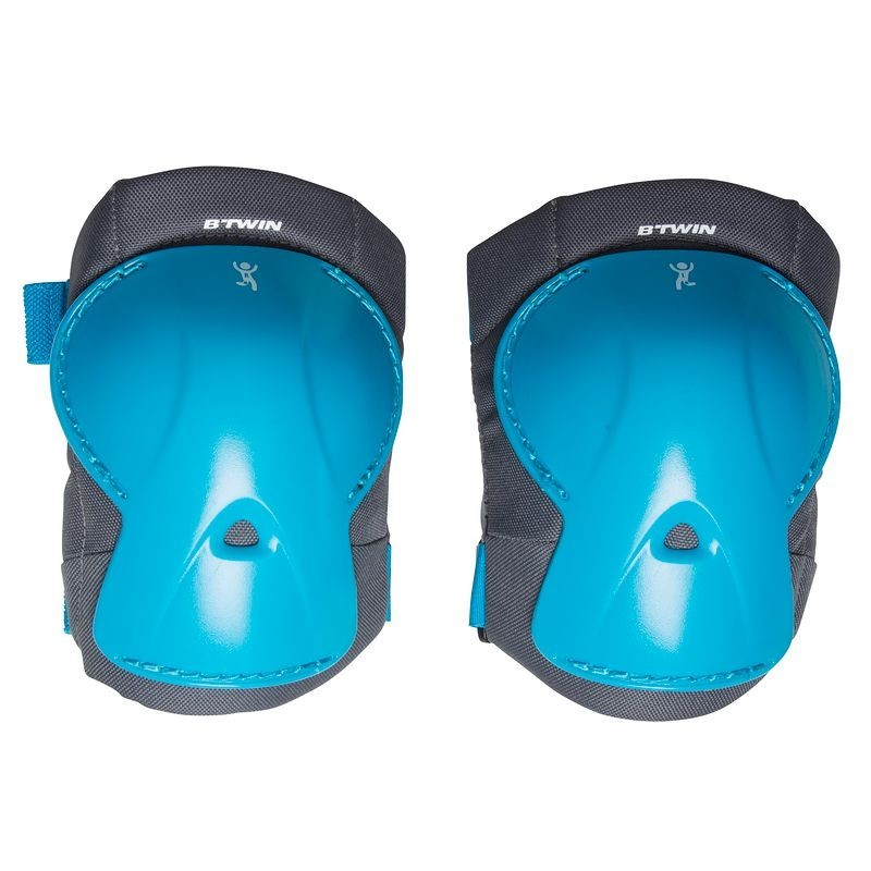 Защита Btwin Elbow/Knee 2 Pad Set 2XS (Розовый)
