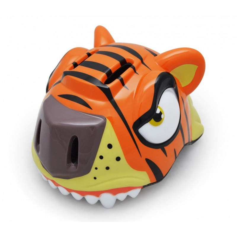 Шлем Crazy Safety Tiger Glossy New (Тигр) (49-55)