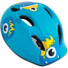 Шлем Met Helmet Monsters Blue