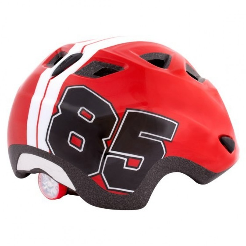"Шлем Met Helmet Elfo Red ""85"""