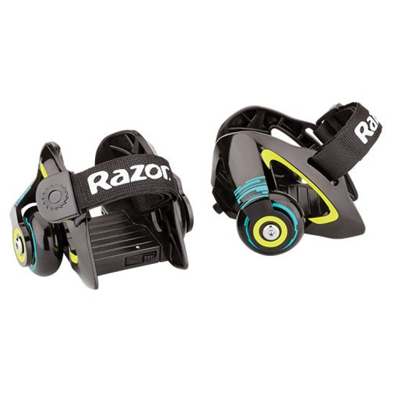 Ролики Razor Jetts Heel Wheels yellow