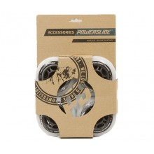 Колеса Powerslide Freeway 76Mm/83A, 4-Pack 2016
