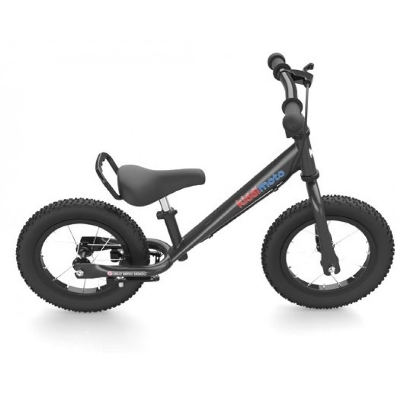 Беговел Kiddy Moto Super Junior Max Black
